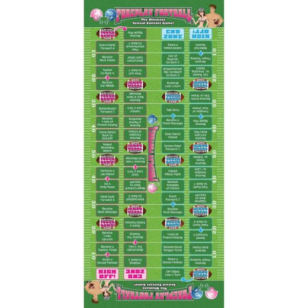 foreplay football game playing field