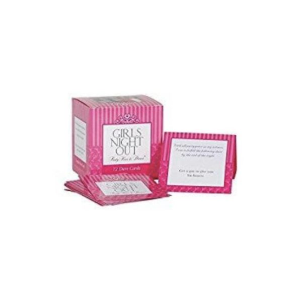 girls night out party vows set