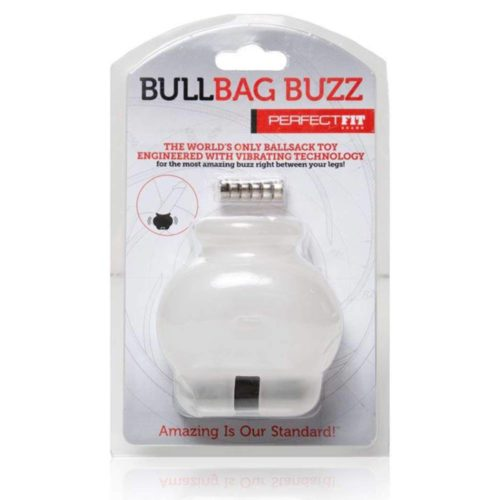 perfect fit bull bag buzz clear