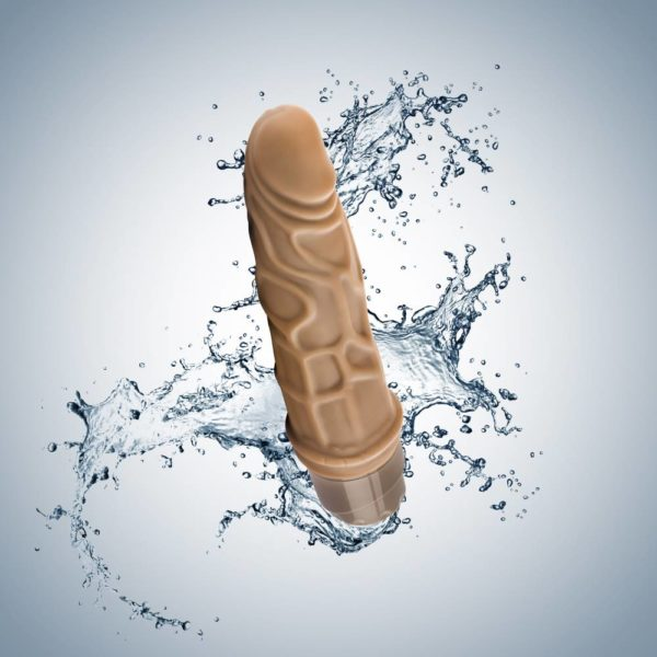 Dr Skin Cock Vibe 3 Thick Realistic Dildo