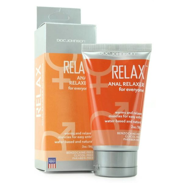 Relax Anal Relaxer 2oz